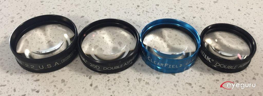 Volk Indirect Ophthalmic Lenses