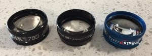 Slit Lamp High Magnification Lenses